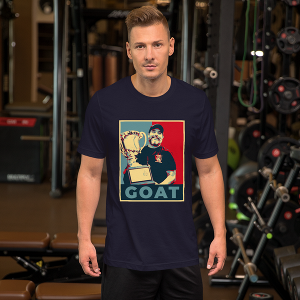 Keith Elwin GOAT - Super Soft T-Shirt - Silverball Swag