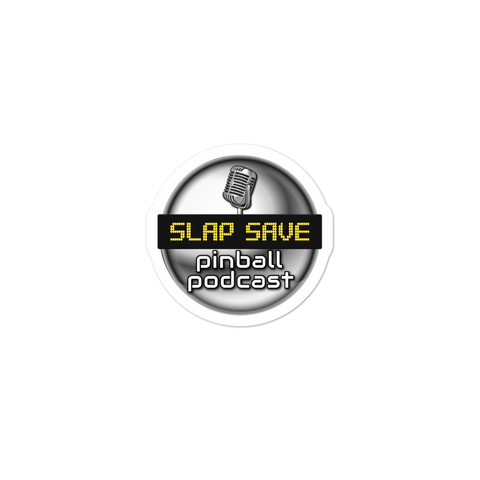 Slap Save - Stickers