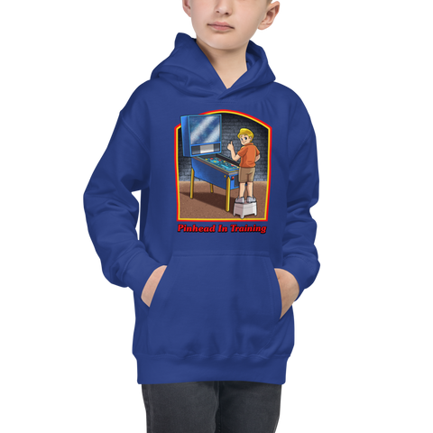Pinhead In Training - Youth Hoodie