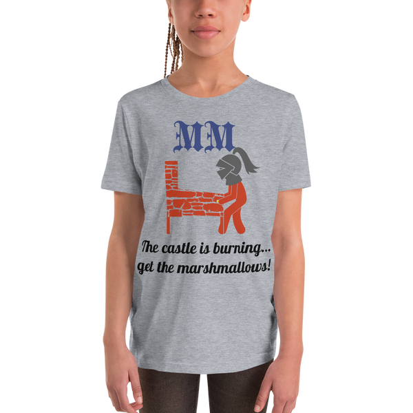 MM w/ Knight - Customizable Youth T-Shirt