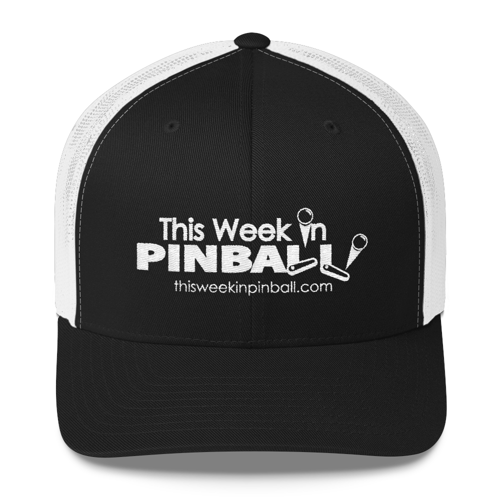 This Week In Pinball - Trucker Cap - Silverball Swag