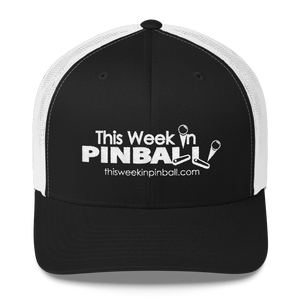 This Week In Pinball - Trucker Cap