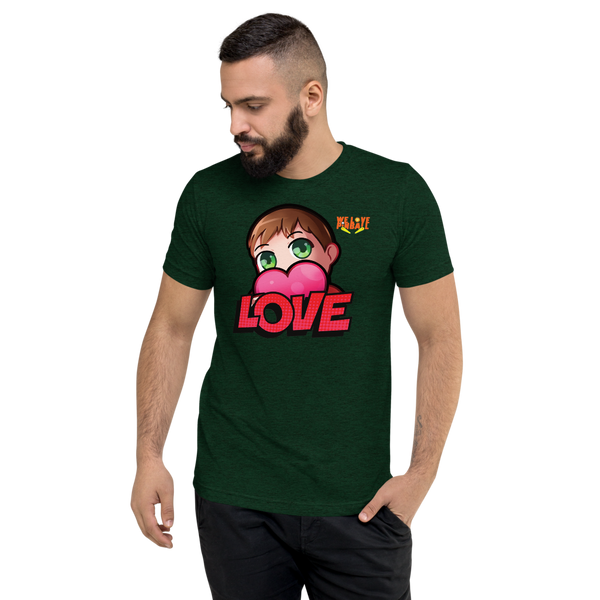 We Love Pinball LOVE - Premium T-Shirt