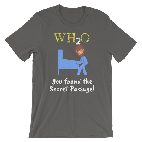 WH2O w/ Big Foot - Customizable T-Shirt