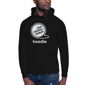 just another pinball - Customizable Hoodie - Silverball Swag