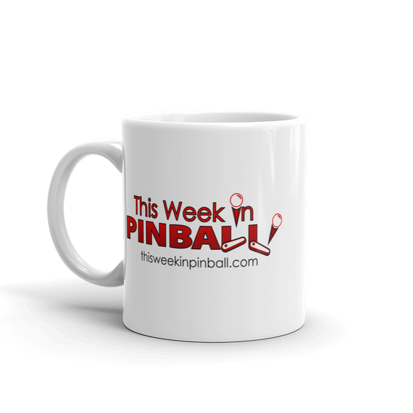 This Week In Pinball - Mug - Silverball Swag