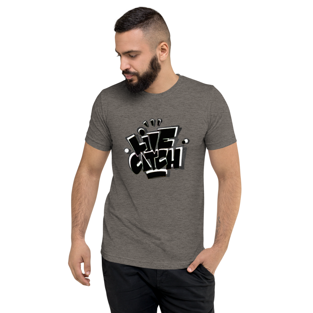 LiveCatchPinball - Premium T-Shirt - Silverball Swag
