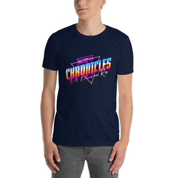 Silverball Chronicles Flash - Pro T-Shirt - Silverball Swag
