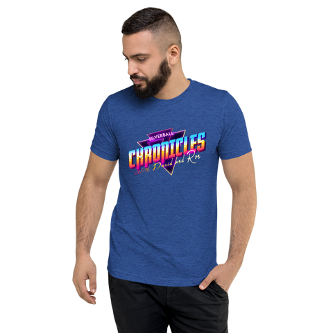 Silverball Chronicles Flash - Premium T-shirt - Silverball Swag