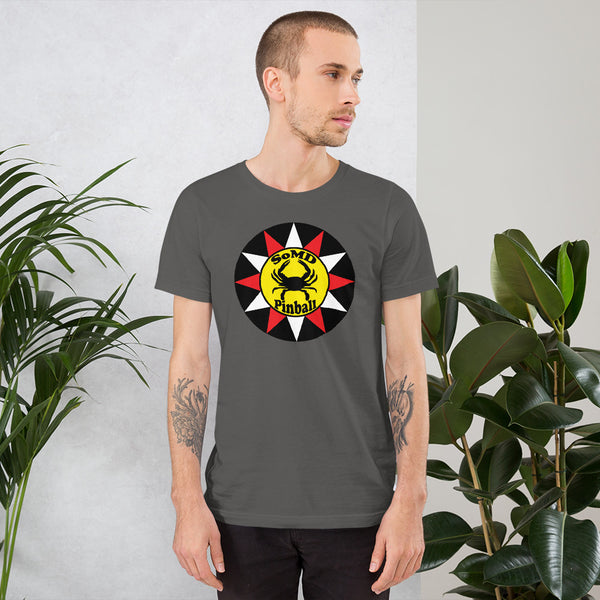 SoMD Pinball - Super Soft T-Shirt