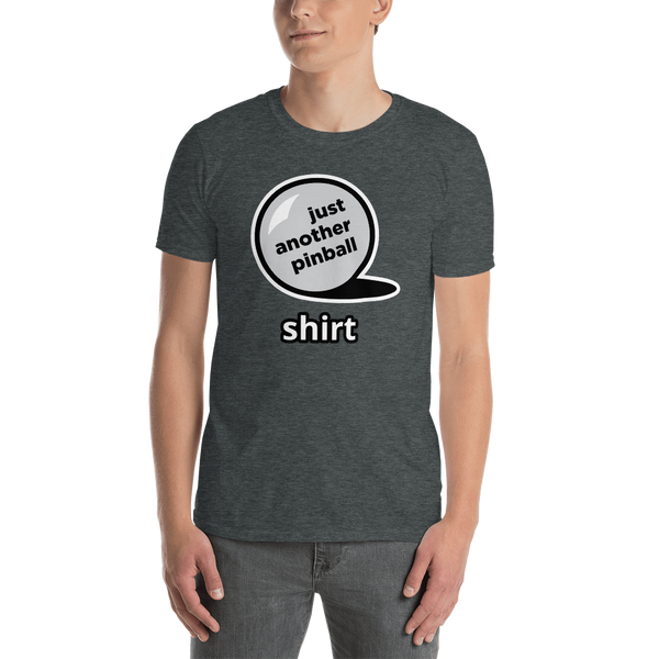just another pinball - Customizable Pro T-Shirt - Silverball Swag