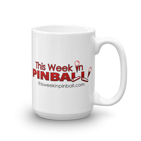 This Week In Pinball - Mug