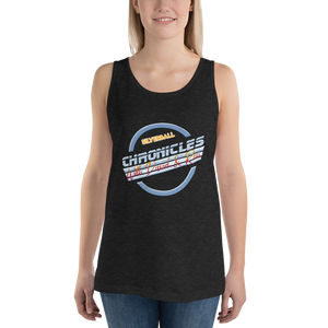 Silverball Chronicles - Unisex Tank Top - Silverball Swag