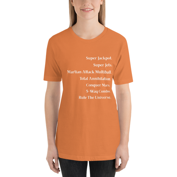 AFM Objectives - Super Soft T-Shirt