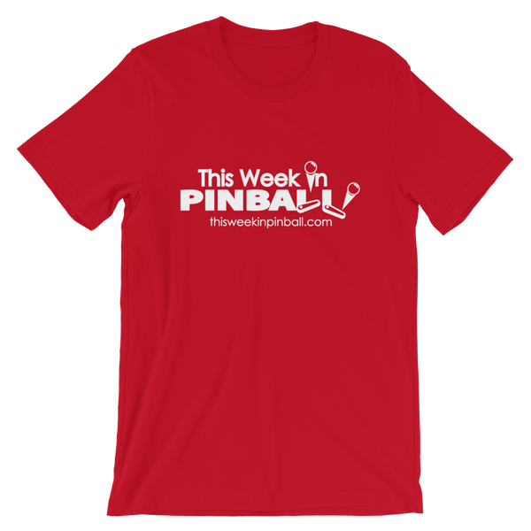 This Week In Pinball - Super Soft T-Shirt