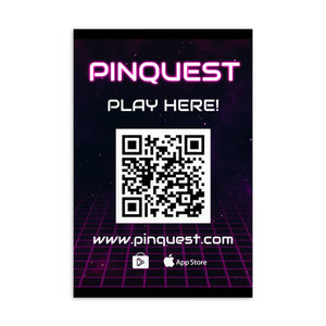 Pinquest Card