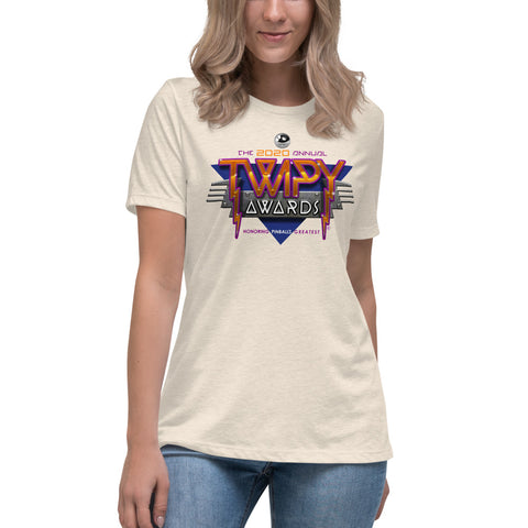 2020 TWIPY Awards - Women's Relaxed T-Shirt