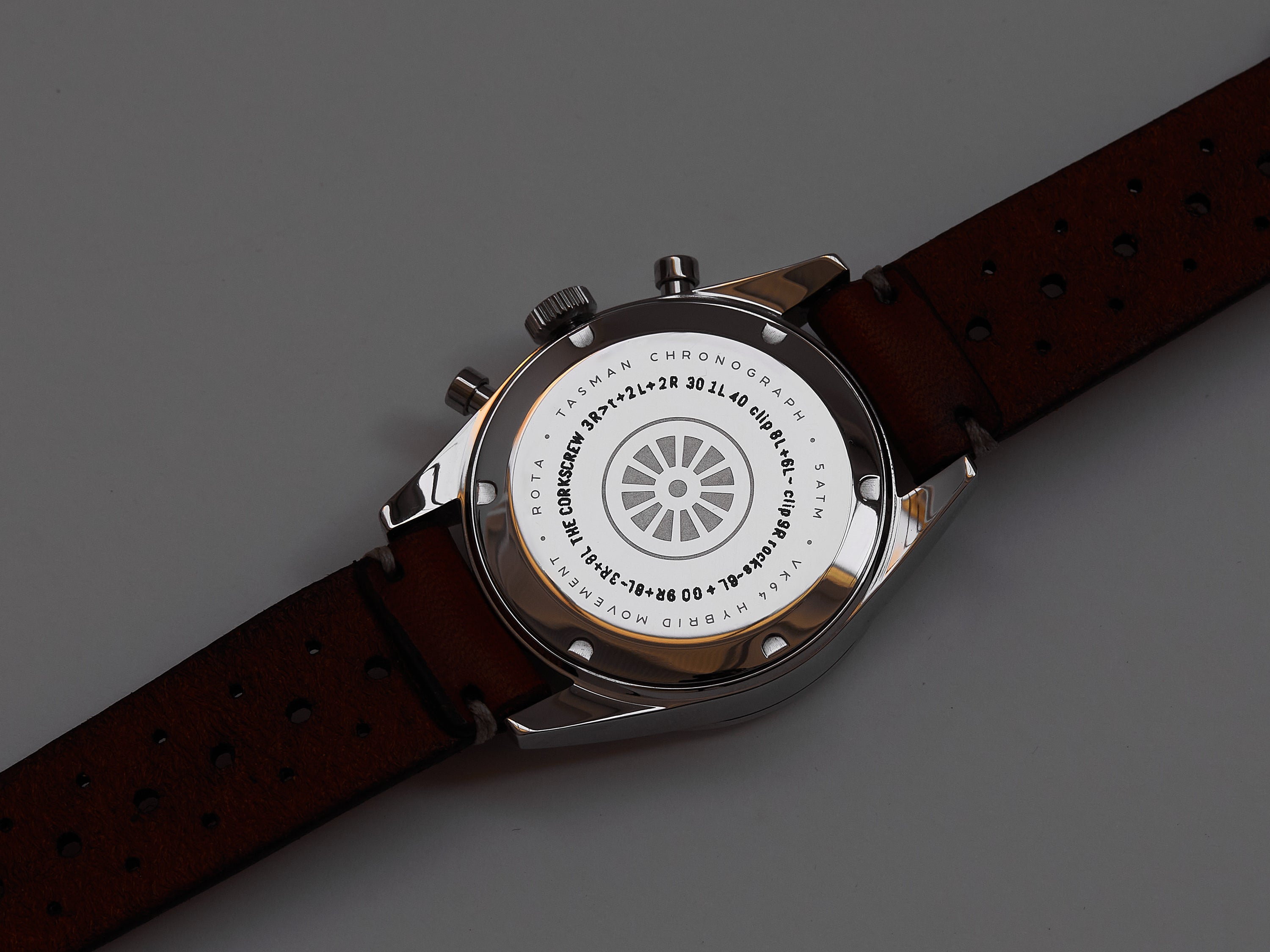 Tasman Chronograph - Adelaide Rally Edition