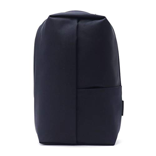 Cote & Ciel Men's Sormonne Water Repellent Nylon Zip Closure Backpack Blue One Size 28780