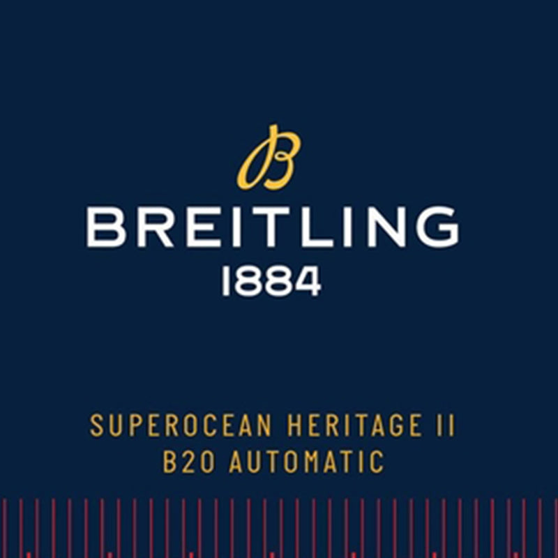 Breitling Superocean Heritage II 42mm Mens Watch New 2018 model AB201012/BF73-278S