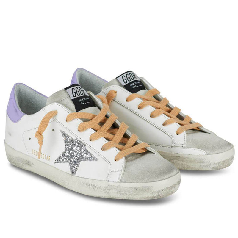 Golden Goose Deluxe Brand Superstar White Womens Sneaker GWF00101.F000213.10242