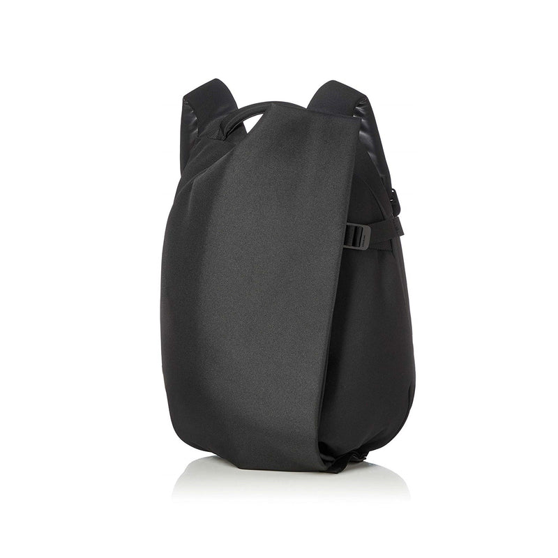 Cote & Ciel Men's Isar Ecoyarn Small Backpack Laptop Sleeve Black One Size 28470