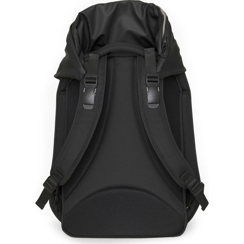 Cote & Ciel Men's Nile Sport Obsidian Backpack Laptop Pocket Polyester Black 28634