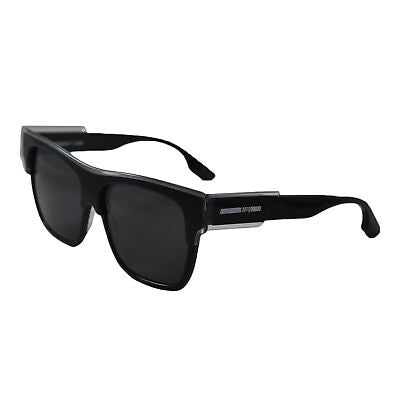 Alexander McQueen Sunglasses in Black MQ0004S oo2