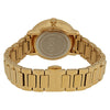 Movado Bold Pale Gold Ion-Plated Stainless Steel Water Resistant Dial Ladies Watch 3600502