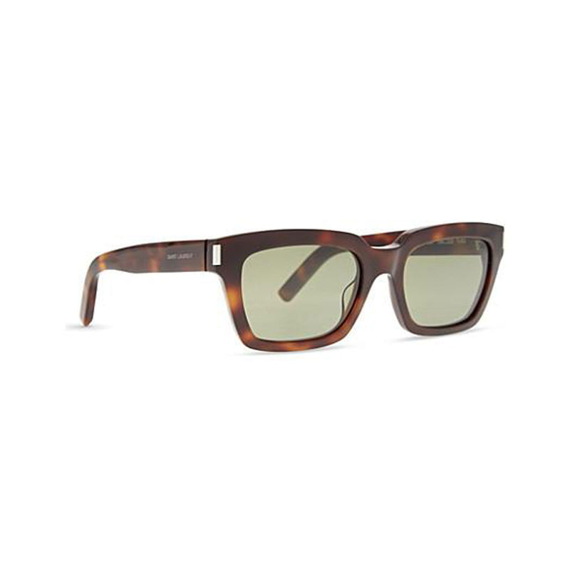 Yves Saint Laurent Bold 1 003 Square-frame Tortoiseshell Sunglasses Brown SL0BOLD1-003-54