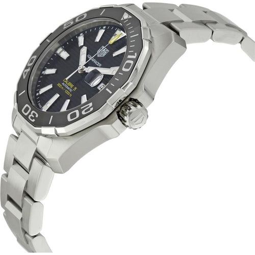 TAG Heuer Aquaracer Black Dial Automatic Men's Watch WAY201A.BA0927