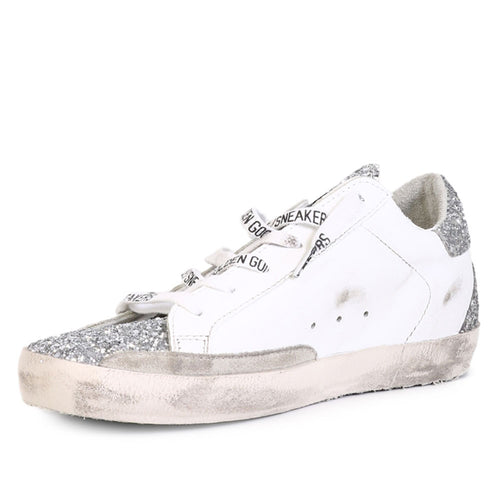 Golden Goose Deluxe Brand Superstar White Womens Sneaker GWF00102.F000144.80185
