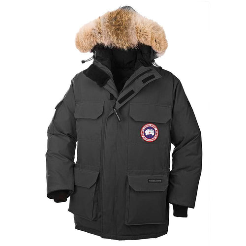 Canada Goose Mens Expedition Parka Coat Designed for Scientists in Antarctica 4565M