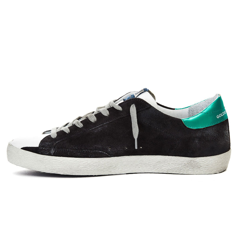 Golden Goose Deluxe Brand Superstar Stone-Washed Effect Mens Sneaker G36MS590.T73