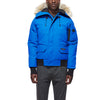 Canada Goose Men's PBI Chilliwack Bomber Jacket Storm Flap Blue Medium Size 7999MPB
