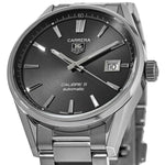 Tag Heuer Carrera Automatic Men's Watch 39 mm Anthracite Dial Silver-tone WAR211C.BA0782