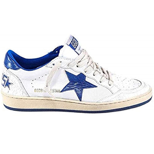 Golden Goose Women's Deluxe Brand Ball Star White Sneakers