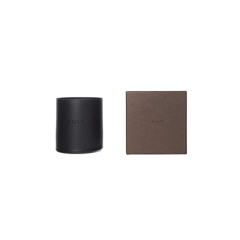 Culti Milano Scented Candle Black Edition Ebano 2500gr-88oz