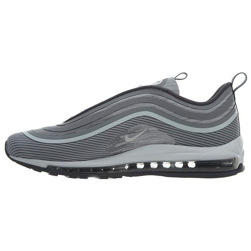 Nike Air Max 97 UL '17 Men's Sneakers Rubber sole Metallic Silver/Grey/White 918356-007