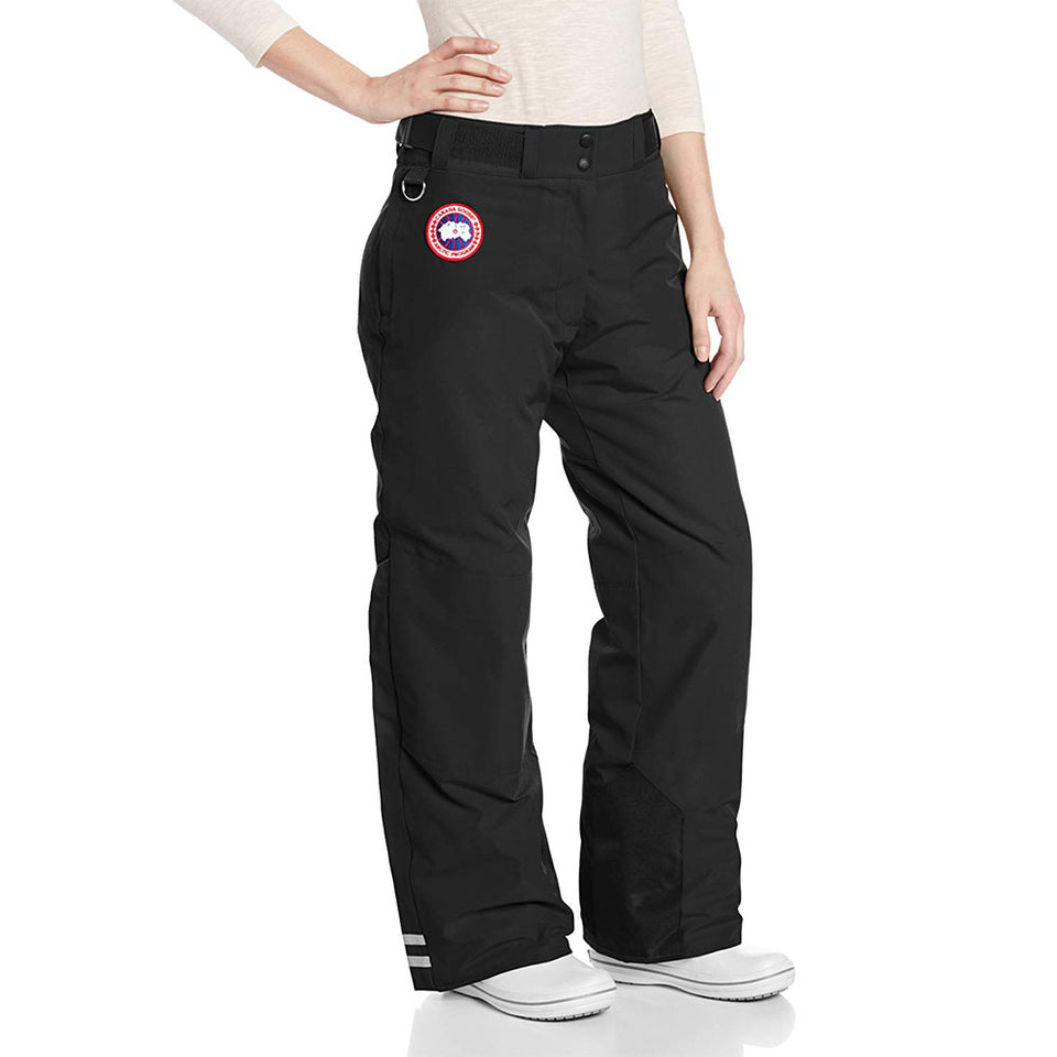 Canada Goose Women's 2013 Tundra Down Pant Black Size Small Medium-Regular 4810L