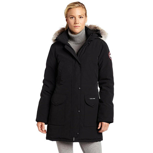 Canada Goose Women's Trillium Parka With Removable/Adjustable Hood Regular fit 6550L