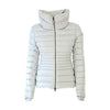 Colmar Hooded Light Ladies Down Jacket Wraparound Collar Water Repellent 2253R6Q0