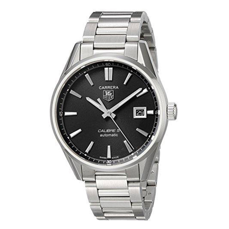 TAG Heuer Men's Carrera Automatic Stainless Steel Bracelet Watch WAR211A.BA0782