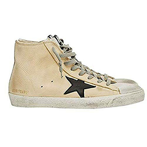 Golden Goose Francy Desert Suede/Black Brown Men's Sneakers Leather Rubber Sole G34MS591.B70
