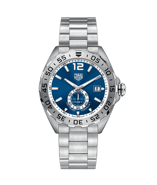 Tag Heuer Formula 1 Automatic Blue Dial Automatic Men's Watch WAZ2014.BA0842