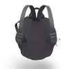 Cote & Ciel Moselle Memory Tech Backpack With Adjustable Shoulder Strap Black 28016
