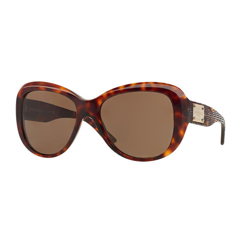 Versace Tortoise Brown 57 mm Sunglasses For Women Havana Plastic Frame VE428587973