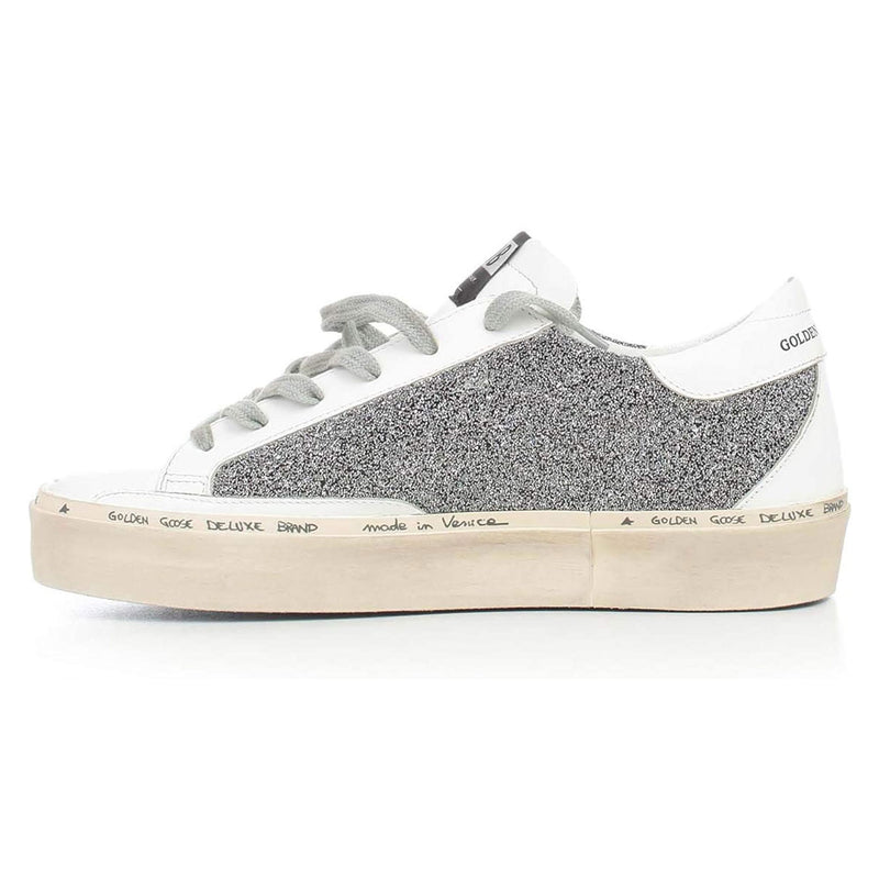 Golden Goose Hi Star Crystals Women Sneakers G33WS945