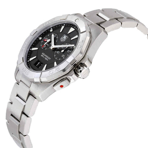 Tag Heuer Aquaracer Chronograph Black Dial Men's Watch WAY111Z.BA0928
