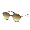 Ray Ban Youngster Polycarbonate Sunglasses Non-Polarized Brown Lens Nylon Frame RB4222622413